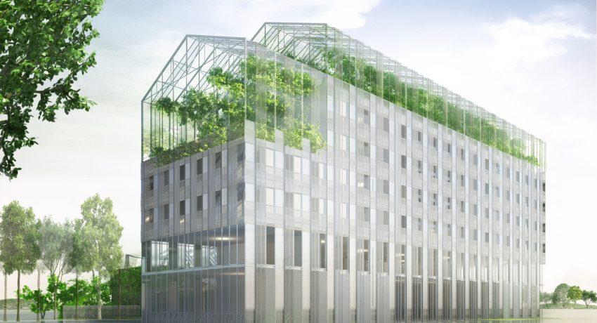 5ponts 850x460 - Nantes obtient le label EcoQuartier grâce au projet 5Ponts
