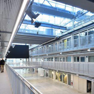 Halle 6 ouest. Université cultures numériques. Nantes Loire Atlantique 12 2019 © Jean Dominique Billaud Samoa 1 scaled 315x315 - Halle 6 ouest - Pôle Universitaire interdisciplinaire des cultures numériques