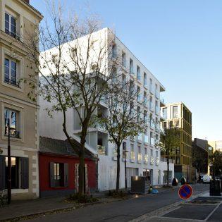 Rue Sourdéac. Immeubles Les Nouveaux Mondes. Nantes Loire Atlantique 12 2019 © Jean Dominique Billaud Samoa scaled 315x315 - Les Nouveaux Mondes II