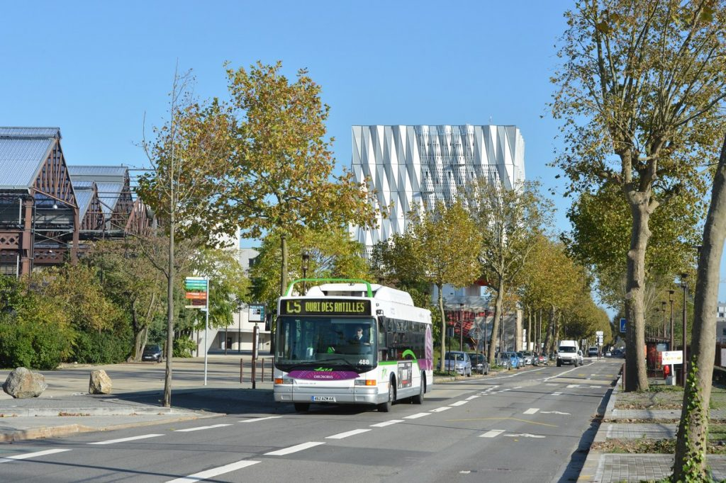 chronobus c5 2 1024x682 - Quai François Mitterrand