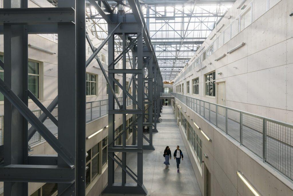 halles 4 et 5 3 1 1024x684 - Halles 4 & 5 - École des Beaux-Arts de Nantes Saint-Nazaire (ESBANM)