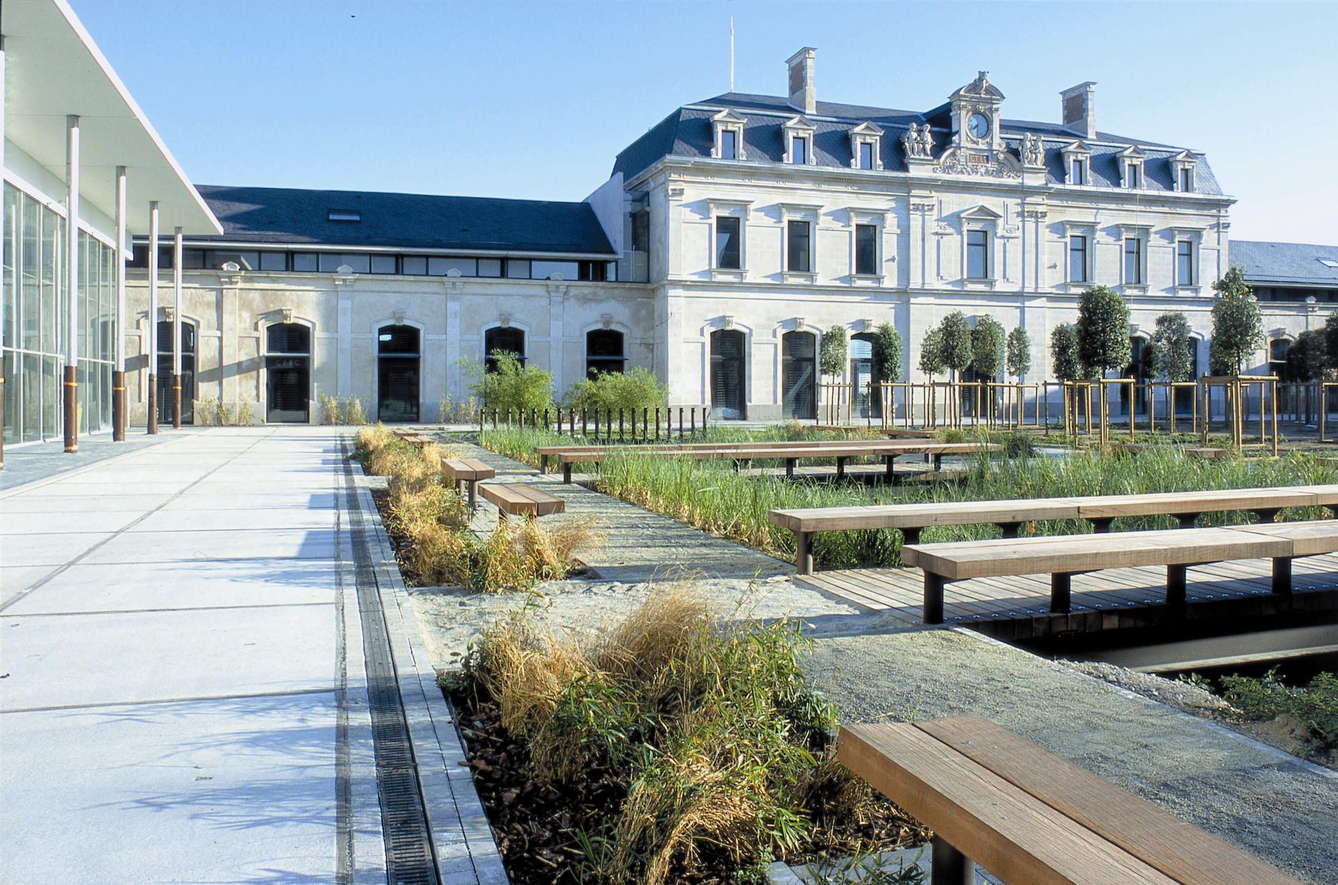 Maison des syndicats - Île de Nantes – Fabriquer la ville autrement
