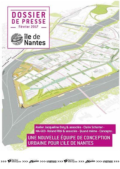 dp equipe conceptino 400x565 - Une nouvelle équipe de conception urbaine pour l'île de Nantes