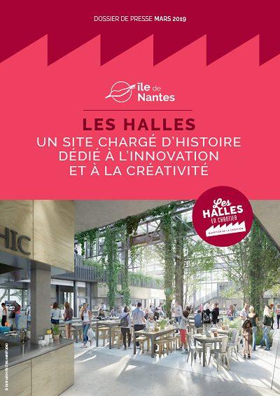 dp leshalles 400x565 - Les Halles, un site chargé d'histoire dédié à l'innovation et à la créativité