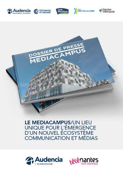 dp media campus 400x565 - Mediacampus, un lieu unique pour l'émergence d'un nouvel écosystème communication et médias