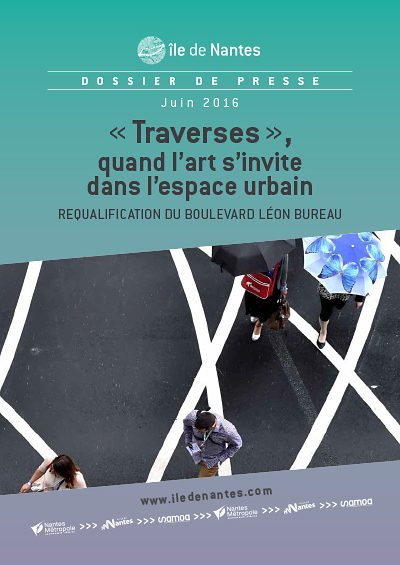 "dp traverse 400x565 - ""Traverses"", requalification du boulevard Léon Bureau."