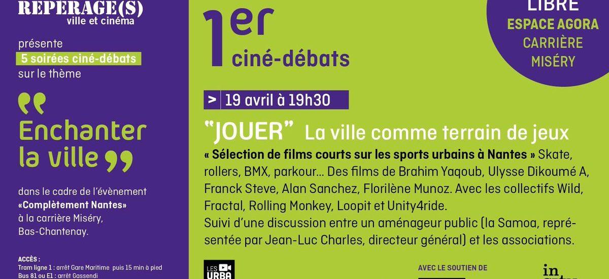 Enchanter la ville cine debat completement Nantes 1200x550 - Tous au cinéma pour «enchanter la ville» !