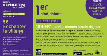 Enchanter la ville cine debat completement Nantes 370x195 - Tous au cinéma pour «enchanter la ville» !
