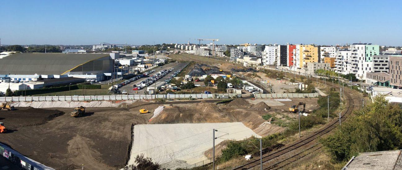 Vue aerienne travaux nouveaux quartier Republique 1295x550 - Le nouveau quartier République se dessine