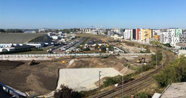 Vue aerienne travaux nouveaux quartier Republique 370x195 - Le nouveau quartier République se dessine