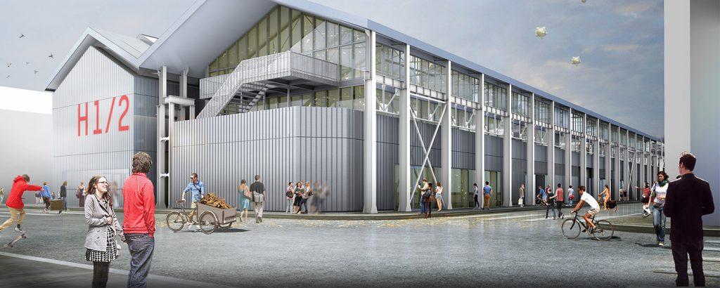 halles 1024x410 - Halles 1 & 2 – Creative Factory, le propulseur créatif