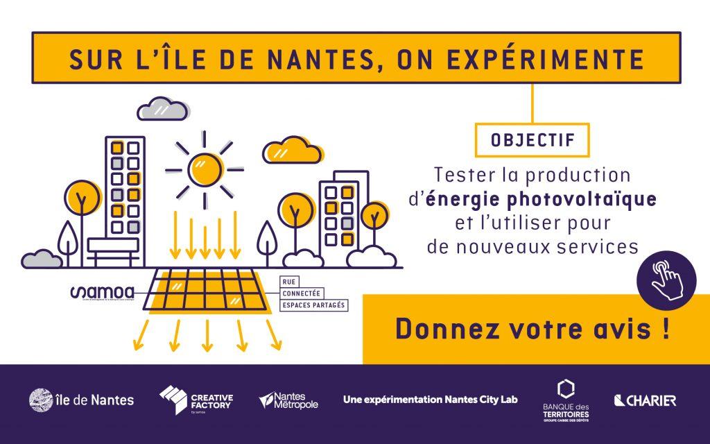 idnexpe voiriephotovoltaique bandeau siteidn ok 1024x640 - Une voie à énergie solaire au cœur de Nantes : partagez vos idées sur l'utilisation de l'électricité produite !
