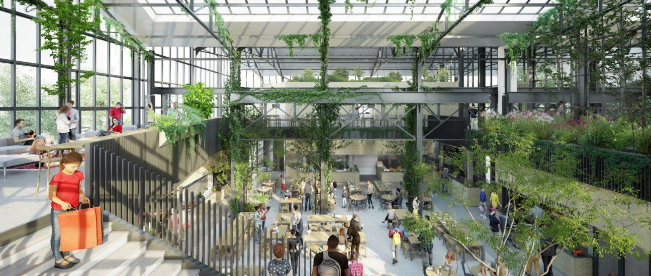 S13 PRO 302 1 1295x550 - Le Food Hall de l'île de Nantes ouvre en été 2022