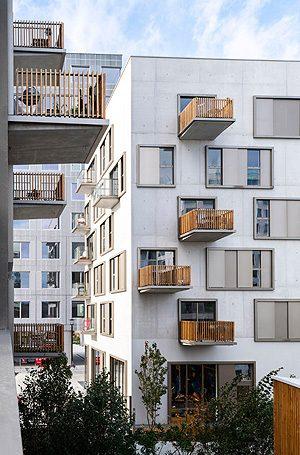 Immeubles iLink.