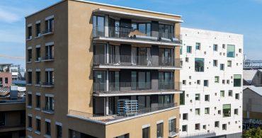 L'opération immobilière Cos'yle sur l'île de Nantes