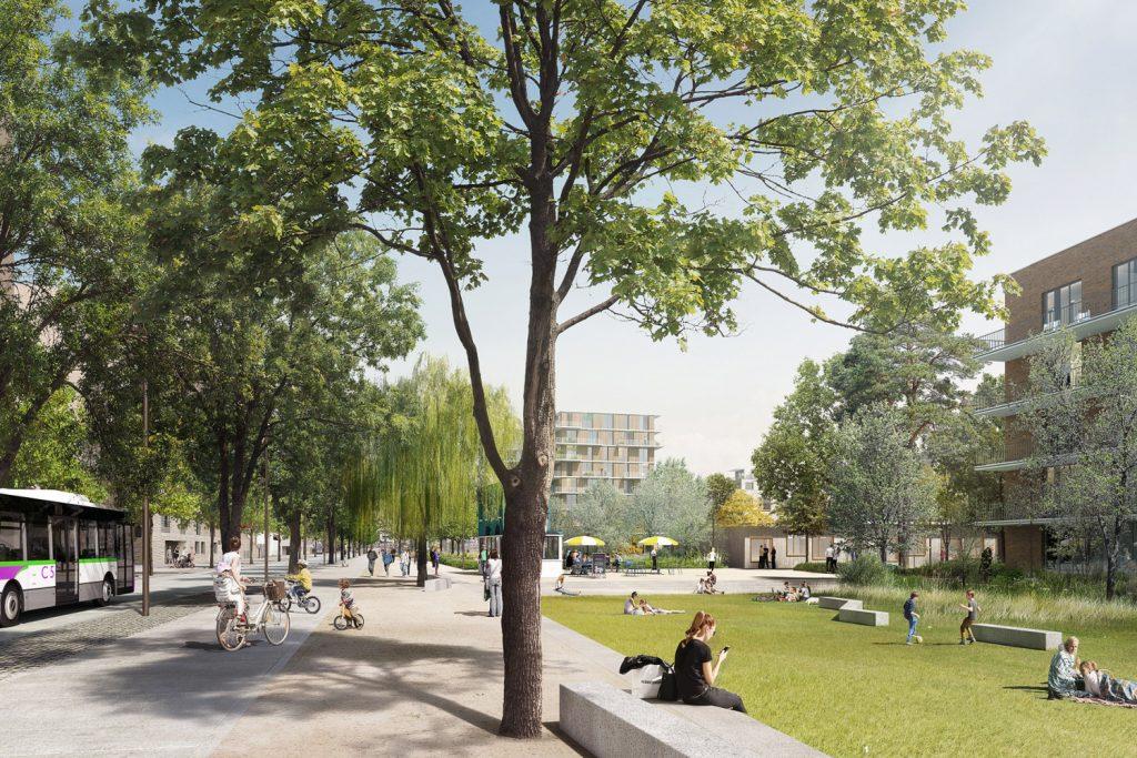Parc Prairie au Ducs ile de Nantes 1024x683 - Les grands projets et chantiers de l'île de Nantes
