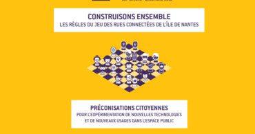 """Préconisations citoyennes """"Rue connectée"""" sur l'usage des données numériques dans l'espace public"""