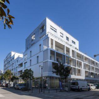 Programme immobilier Inspirations © Vincent Jacques
