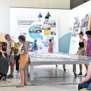 Nouvel aménagement du Hangar 32 © Jean-Dominique Billaud