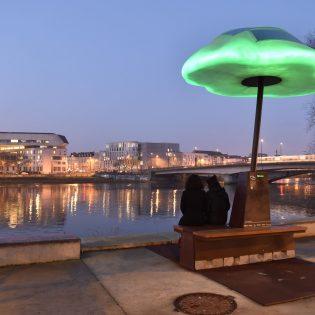 bean cloud samoa4 315x315 - Nuage, le mobilier urbain qui vous informe sur la qualité de l'air