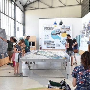 Hangar 32. Nantes Loire Atlantique 07 2019 © Jean Dominique Billaud Samoa1 scaled 315x315 - En attendant la réouverture : le Hangar 32 en images