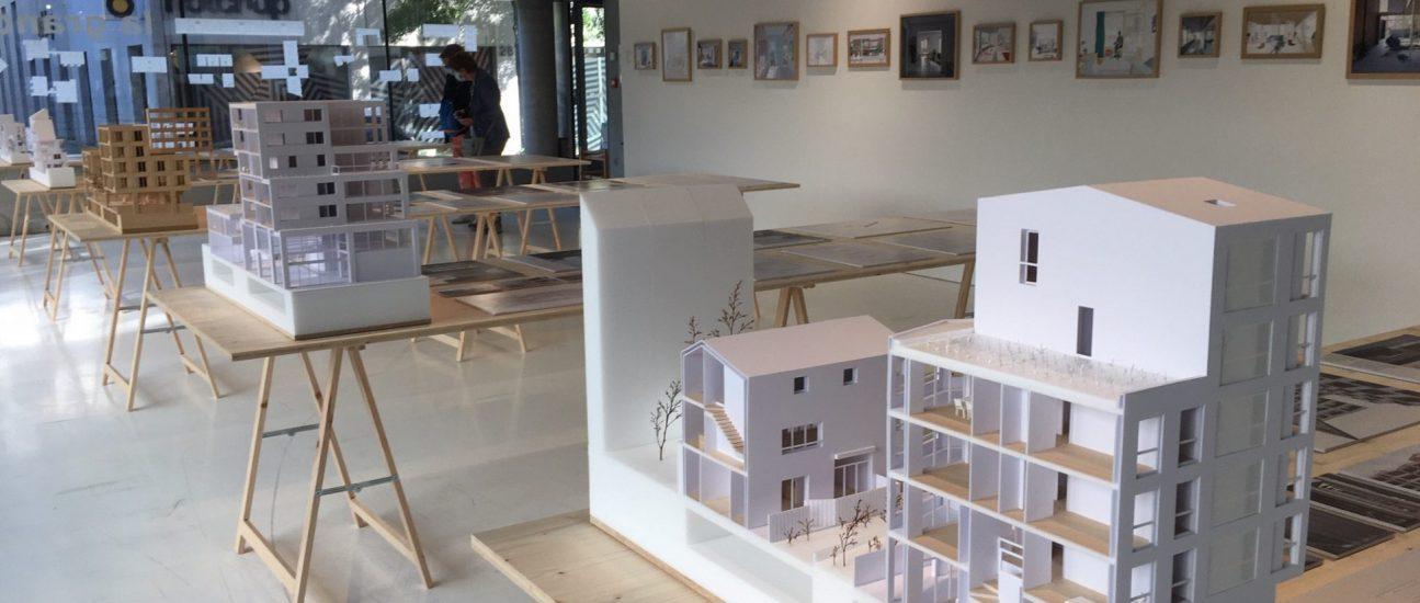 Expo ScenesDomestiques scaled 1295x550 - « Scènes Domestiques » - Exposer l'architecture