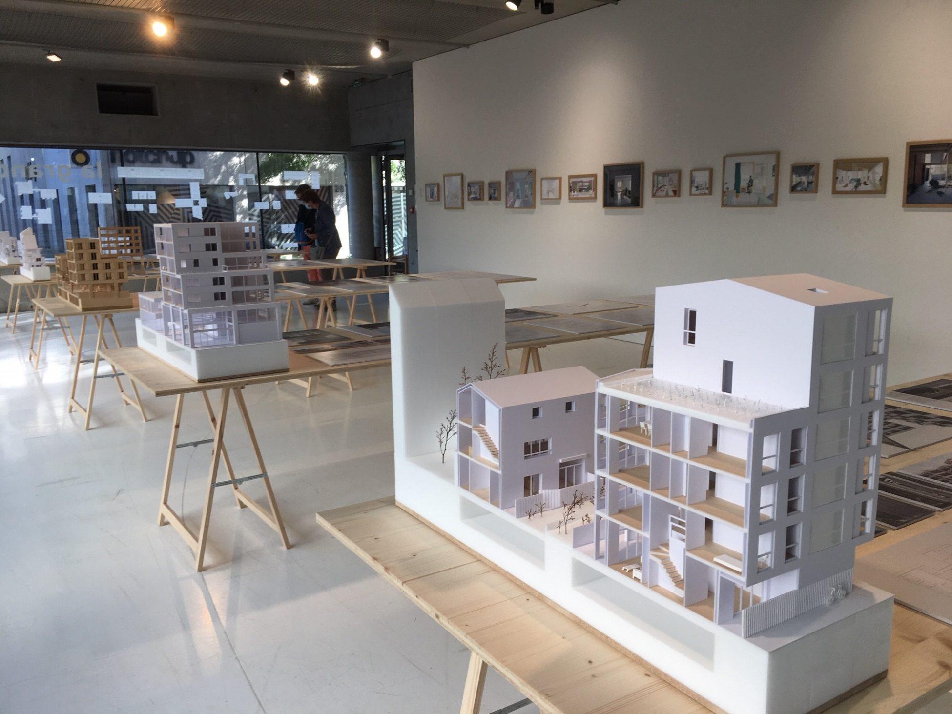 Expo ScenesDomestiques scaled - « Scènes Domestiques » - Exposer l'architecture