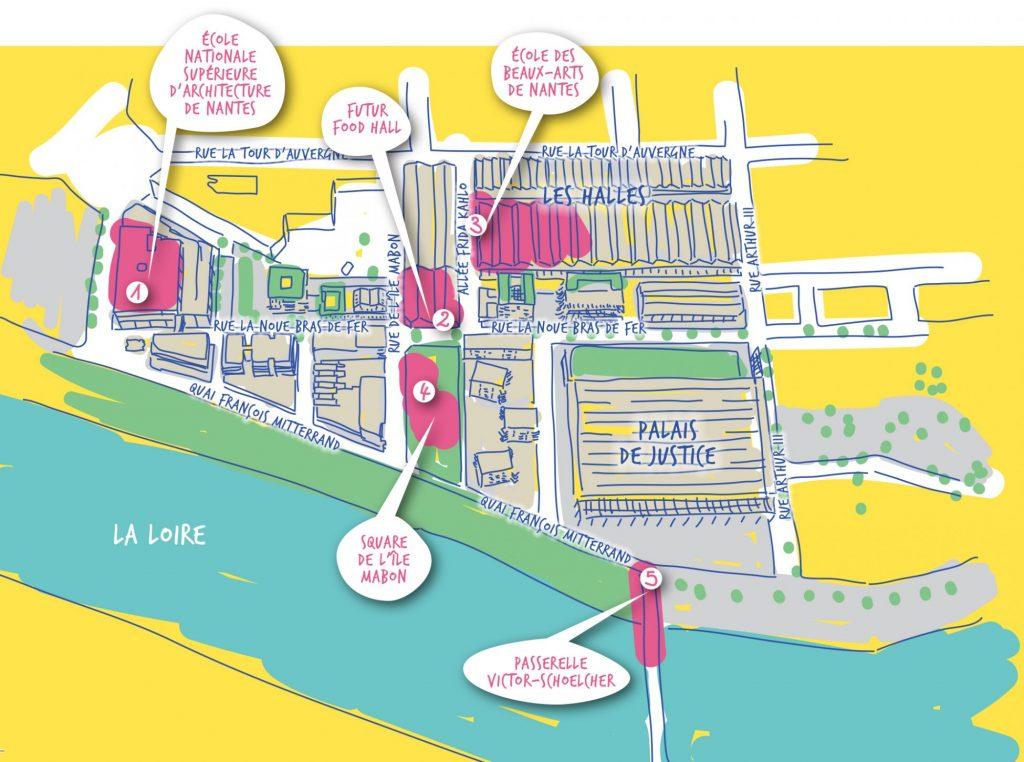 OdysséeDesHalles BaladeSonore MAPS scaled 1024x762 - Balade sonore : l'odyssée des Halles
