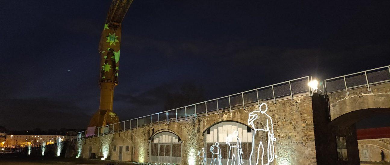 TourMedia Videomapping scaled 1295x550 - Vidéo mapping – Nantes, ville lumière et expérimentale