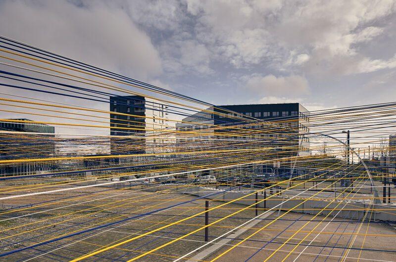 S09 PRO 604 800x530 - Station : une installation artistique avant la mise en chantier de la Maison de l'Innovation