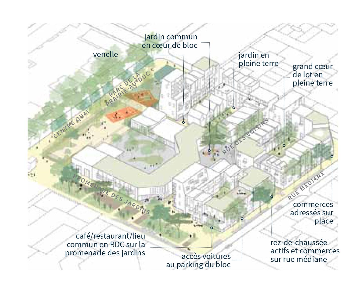 TransformationsMagazine26 Avril2021 10 - Magazine Transformation(s) - Plan du nouveau quartier République