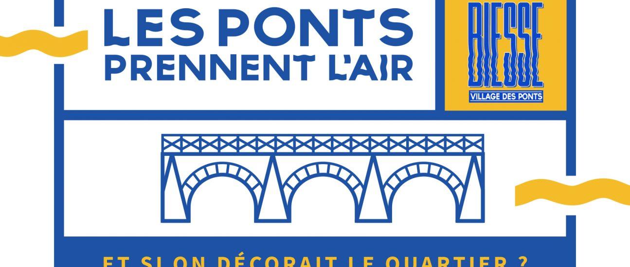 Les Ponts prennent l'air - Ateliers créatifs juin 2021 - Ile de Nantes